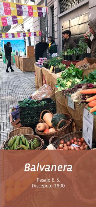 Mercado productos org´ánicos Balvanera Buenos Aires Tienda Online productos naturales, saludables y sin agrotóxicos