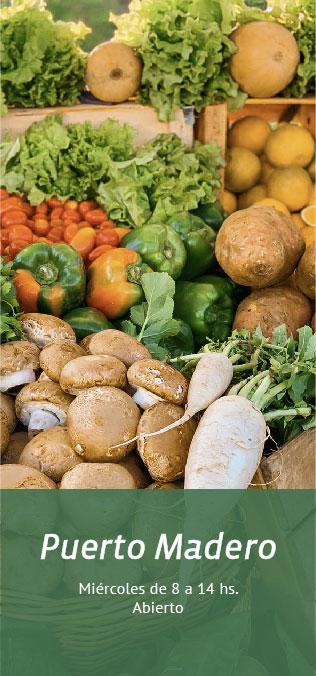 Mercado productos org´ánicos Puerto Madero Buenos Aires Tienda Online productos naturales, saludables y sin agrotóxicos