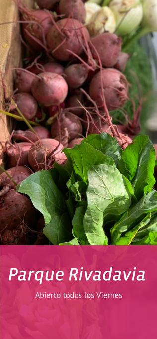 Mercado productos org´ánicos Parque Rivadavia Buenos Aires Tienda Online productos naturales, saludables y sin agrotóxicos